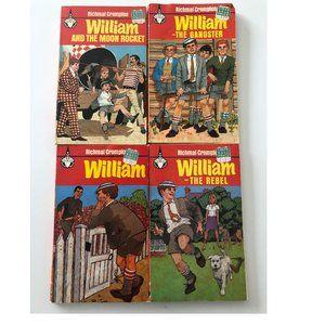 Lot 4 William Gangster Books